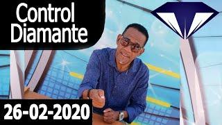 TRANSMISIÓN EN VIVO CONTROL DIAMANTE 26-02-2020 (CON JOSEPH TAVAREZ )