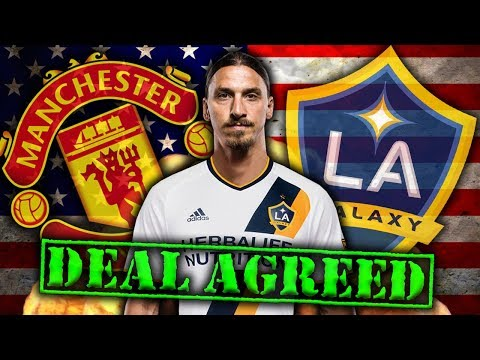 BREAKING: Zlatan Ibrahimovic Confirms Transfer To LA Galaxy! | Continental Club