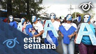 El personaje del año: los exiliados nicaragüenses