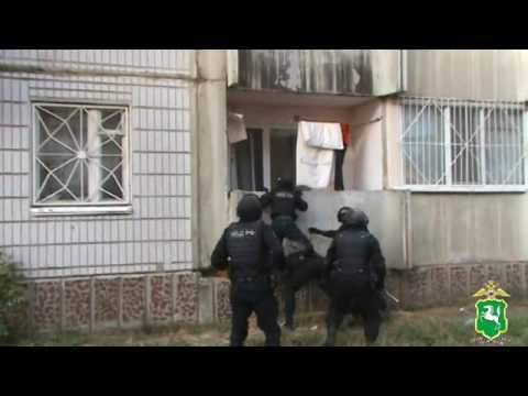 Полицейские Томска задержали молодого человека по подозрению
