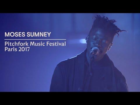Moses Sumney | Pitchfork Music Festival Paris 2017 | Full Set