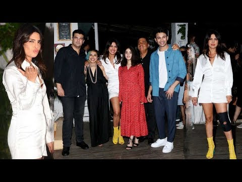 Priyanka Chopra, Zaira Wasim and The Sky Is Pink Team Come Together For The Film's Wrap-Up Party