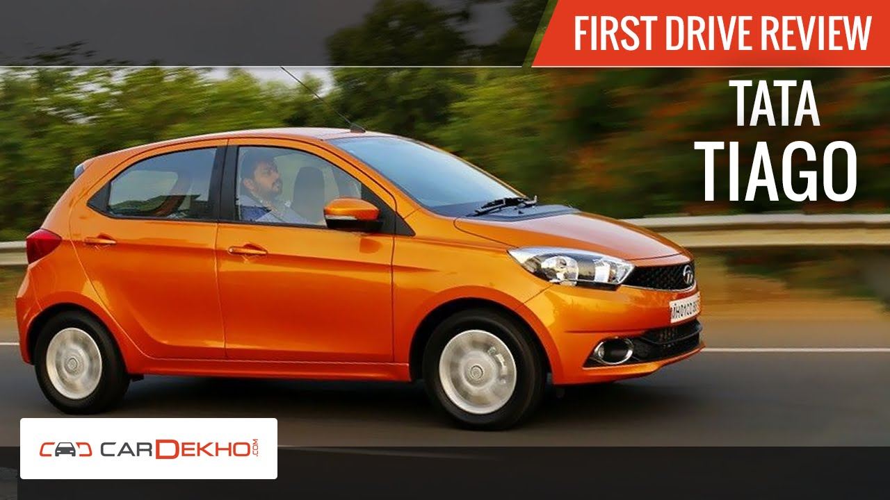 Tata Tiago | First Drive Review | CarDekho.com