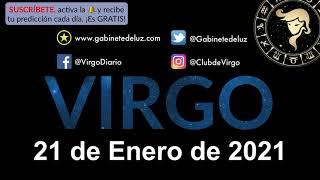 Horóscopo Diario - Virgo - 21 de Enero de 2021.