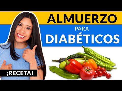 Comida para Diabéticos: ¿Cómo hacer un almuerzo para diabéticos