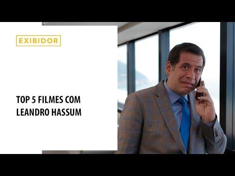 TOP 5 de bilheteria: Filmes com Leandro Hassum