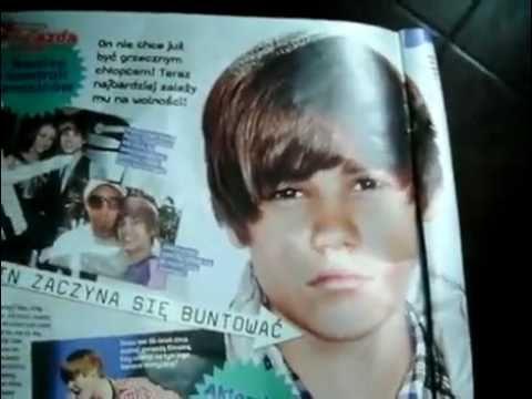 Video: Justin Bieber - net gyvunai jo nemegsta