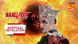 Timnasa ने किया Sarvkaal को क़ैद - Baalveer Returns - Sarvkaal Revelation - SABTV