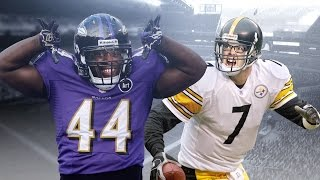 Ravens vs. Steelers - Greg and Bobby Play Madden NFL 15 - IGN Let's Play