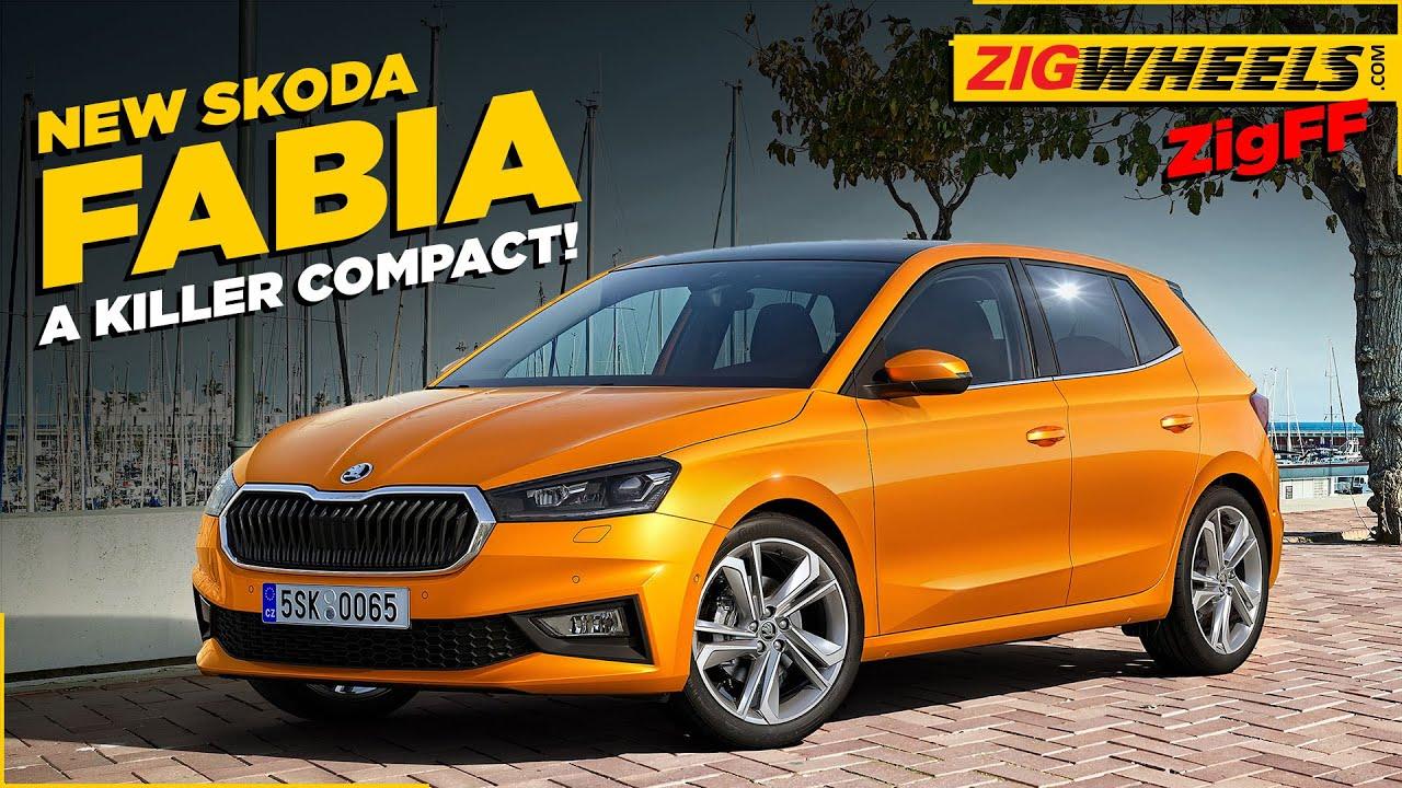 Skoda Fabia 2021 | Time For The Comeback! | Zigff