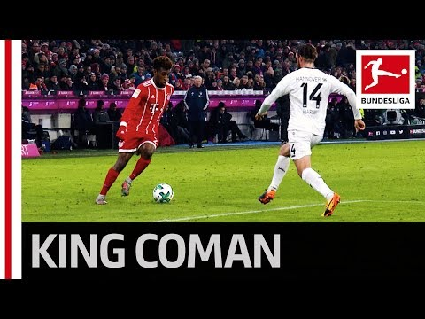 Classy Goal and Silky Skills - The Kingsley Coman Show