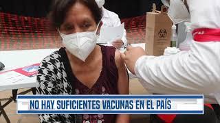 Comienza registro de vacunación para mayores de 50 años