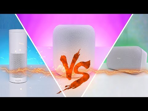 Apple HomePod Vs Google Home Max Vs Amazon Echo Plus - Who's Best?