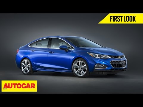 2016 Chevrolet Cruze | First Look Walkaround Review | Autocar India