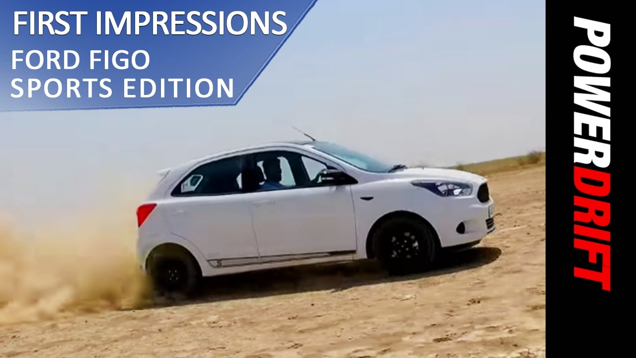 Ford Figo Sports Edition (2017) - Whats New? : PowerDrift