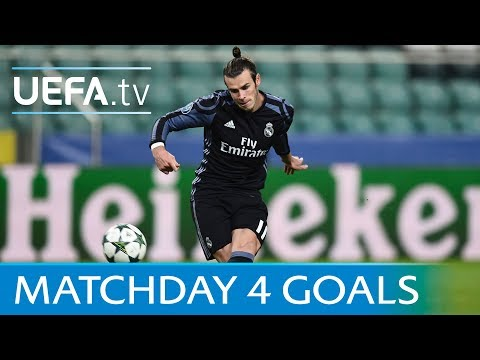 Bale, Reus, Agüero and more: Great matchday four goals