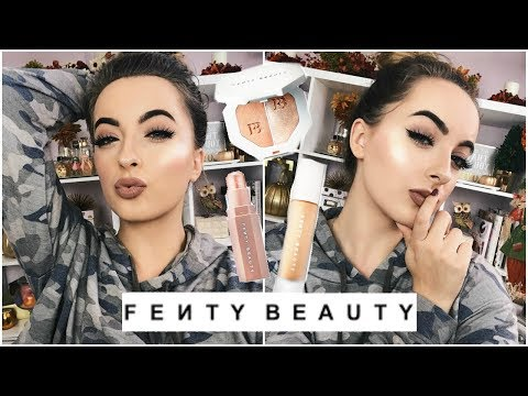 FENTY BEAUTY by Rihanna First Impressions and Review