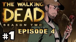 KENNY. PLEASE. - The Walking Dead Season 2 Episode 4 AMID THE RUINS Walkthrough Ep.1