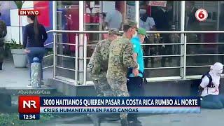 Crisis humanitaria en Paso Canoas