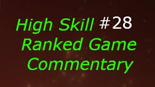 Dota 2 High Skill Ranked Game Commentary #28
