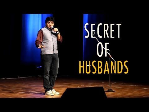 connectYoutube - Secret of Husbands - Stand up Comedy by Amit Tandon