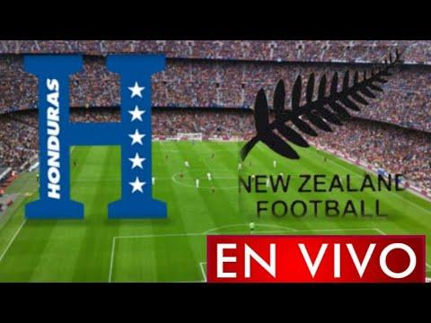 Donde ver Honduras vs. Nueva Zelanda en vivo, Juegos Olímpicos Tokio 2021