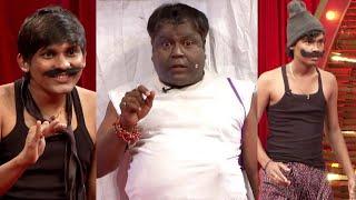 Jabardasth Rakesh,Karthik,Apparao Hilarious Performance - Pasivadu Theesina Pranam Comedy Skit - MALLEMALATV