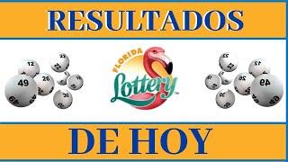 Lotería Florida Tarde resultados de hoy