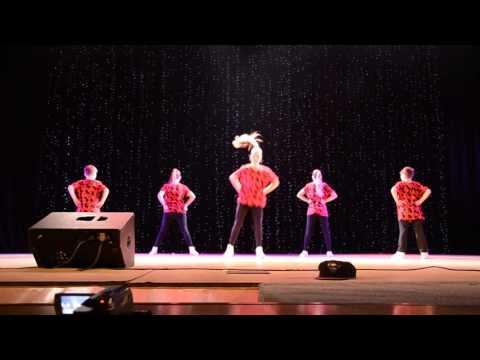 Школа танцев «Атмосфера» Stark Kids г.Томск - «Baseball bat»