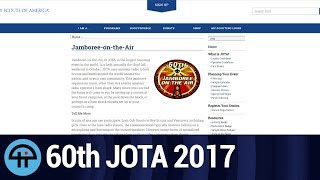 Jamboree-on-the-Air 2017