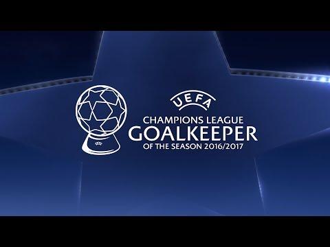 Buffon, Neuer, Oblak: UEFA Champions League Goalkeeper of the Season 2016/17