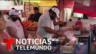 Iztapalapa, México enfrenta la pandemia con escasez de agua   Noticias Telemundo