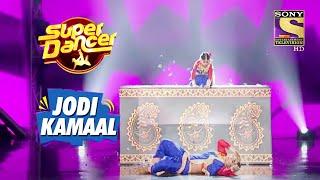 क्या सच में गिर पड़ा Vaibhav Dance करते Time? | Super Dancer | Jodi Kamaal - SETINDIA