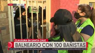 Clausuran balneario en Santa Cruz; se comercializaba bebidas alcohólicas