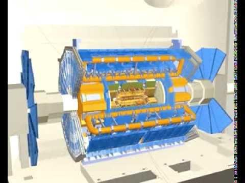 פיזיקאים מאוניברסיטת תל אביב שותפים לבניית הגלאי ATLAS