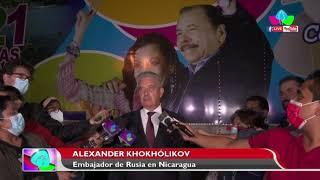 Llegan a Nicaragua lote de 120 mil nuevas dosis de la vacuna Sputnik V