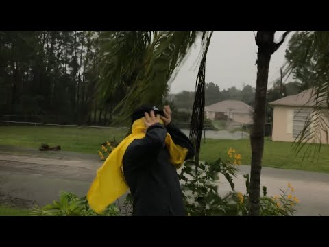 Vlog 11- We survived Hurricane Irma!!!