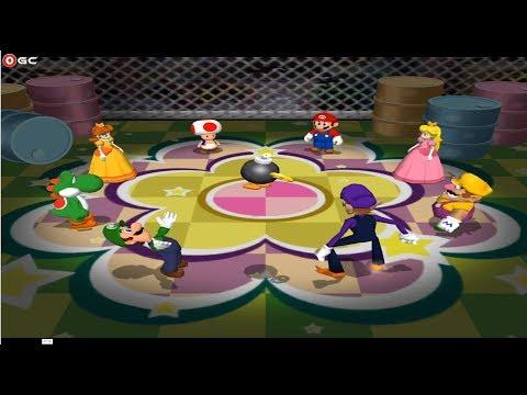 connectYoutube - Mario Party 7 Europe / Nintendo Gamecube Party Deluxe Mini Games / Gameplay FHD