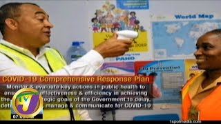 TVJ News: $2bn COVID-19 Response Plan - March 8 2020