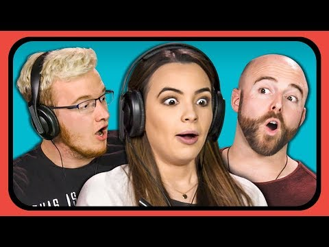 connectYoutube - YOUTUBERS REACT TO TOP 10 YOUTUBE VIDEOS OF 2017