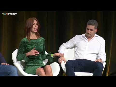 Strength in Diversity panel | Startup Battlefield Australia