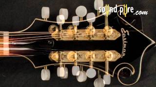 Mandolin 915 SB from Eastman Strings #5567 Demo