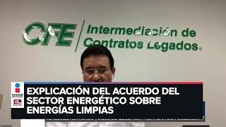 Acuerdo energético y energías limpias