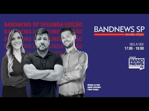 BandNews SP 2ª Edição - 23/02/2021