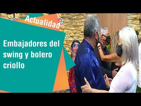Embajadores del swing y bolero criollo   Actualidad