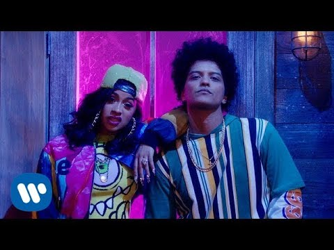 connectYoutube - Bruno Mars - Finesse (Remix) [Feat. Cardi B] [Official Video]