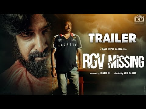 RGV Missing Official Trailer   RGV Missing Movie   Ram Gopal Varma   #RGVMissing   #LatestMovies