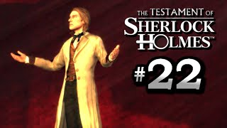 The Testament of Sherlock Holmes Walkthrough Part 22 - Fun Fair (3 of 5)