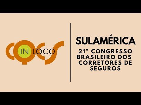 Imagem post: SulAmérica no 21º Congresso Brasileiro dos Corretores de Seguros