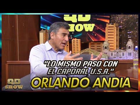 Orlando Andia - Lo mismo paso con el Caporal U.S.A.